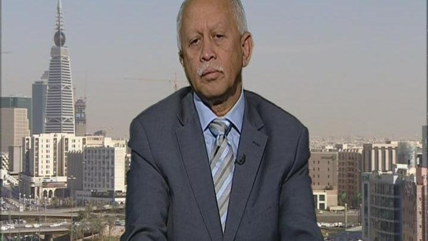 Foreign Minister Riad Yassin said GCC states were considering the request for military intervention in Yemen.