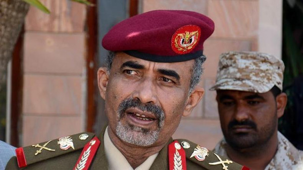 General Mahmoud al-Subaihi, who had been placed under house arrest by Houthis when they seized Sanaa on Feb. 6, fled to Aden on Saturday.