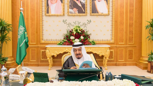 King Salman said Saudi Arabia is open to meeting with all of Yemen's political factions willing to preserve the country's security.