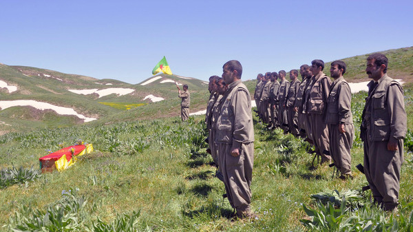 At least 40,000 people have been killed on both sides since the PKK formally began its insurgency in 1984 demanding self-rule for Turkey's Kurds, who make up around 20 percent of the population.