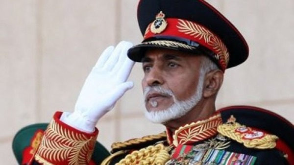 Qaboos, in his mid-70s, has ruled the Arabian peninsula state since 1970.