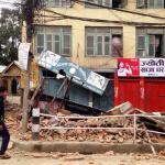 Saudi Embassy safe, Katmandu airport shut, expatriates panic