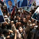 Arab states want U.N. blacklisting of Saleh's son