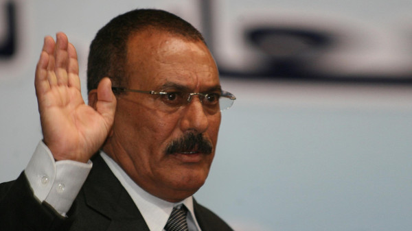 The sources added that it was agreed for Saleh and his family to leave Yemen but the destination is still unknown.