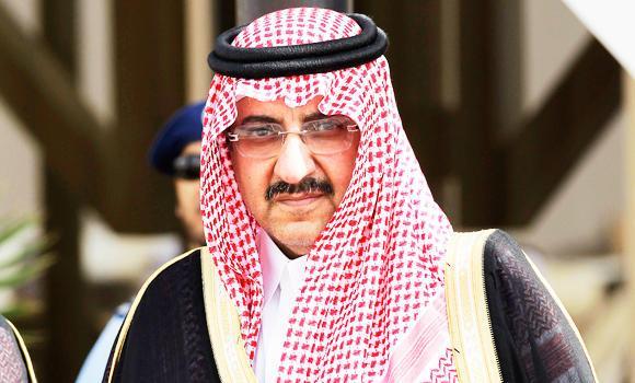 Crown Prince Mohammed bin Naif