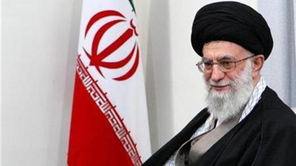 """""""Recently two U.S. officials threatened to take military action against Iran. What does negotiation mean under the shadow of threat,"""" Khamenei said."""