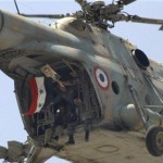 Syria regime helicopter comes down in Aleppo province