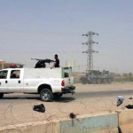 Iraqi forces thwart ISIS attack near Ramadi
