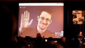 Edward Snowden