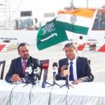 Saudi-Indian ties renewed onboard Tarangini