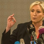 France's Le Pen hails Egypt's battle against 'extremism'