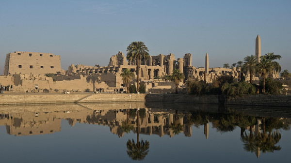 Tourism is the lifeblood of Luxor, home to some of Egypt's most famos ancient temples and pharaonic tombs, including that of King Tutankhamun