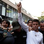 Venezuelan opposition leader gets 14 years in jail for 'inciting violence'