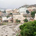 Rains scare Saudis because of past disasters
