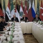 Divisions rife as Syria talks open in Vienna