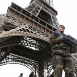 Eiffel tower closed indefinitely in wake of Paris attacks