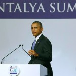 Obama rules out putting U.S. troops on the ground to fight ISIS
