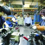 Asia's factories struggle as global demand peters out