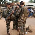 Clashes erupt in Central African Republic's 'make-or-break' vote