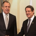 Russia's top diplomat says no meddling in Cyprus peace talks