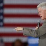 FBI releases Bill Clinton closed case files days before vote