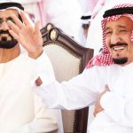 King Salman attends UAE's Union March