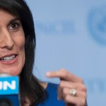 We 'absolutely' support two-state solution: US ambassador to UN