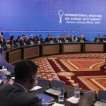 Syria talks in Astana 'to be held behind closed doors'