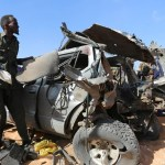 Car bomb near presidential palace kills four in Somali capital