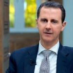 Assad meet sees European rights group leader censured