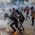 Venezuelans shut down capital roads to protest government