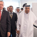 Erdogan meets with Saudi King Salman as part of Qatar crisis mediation efforts
