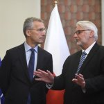 NATO chief demands Russian 'transparency' on war games
