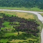 Government will take over burned Myanmar land — minister