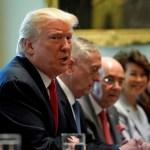 Trump says Iran breaking 'spirit' of nuclear deal