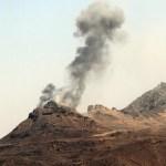 Arab coalition strikes Houthi training camps in Yemen, killing 40 militiamen