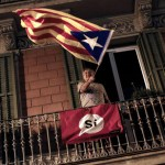 Catalan govt says independence wins with 90 percent of votes