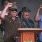 Philippines' Duterte says Marawi city 'liberated' after ISIS siege