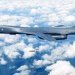 US flies bombers over Korea as Trump discusses options