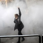 Three killed in shooting by Revolutionary Guards during protests in central Iran