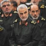 CIA chief says he warned Iran's Soleimani over Iraq aggression