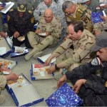 Egypt's Sisi confirms militants almost defeated, ahead of poll