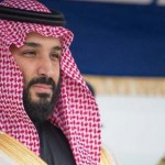 Saudi Crown Prince arrives in Riyadh after paying visit to Egypt and UK