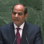 Egypt's al-Sisi: 'The Arab Peace Initiative is still on the table'