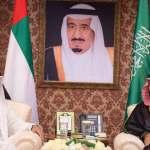 Saudi Arabia's Crown Prince receives call from Sheikh Mohammed bin Zayed
