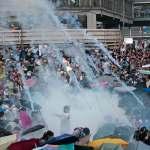 Restive Hong Kong hunkers down as China's birthday celebrations begin