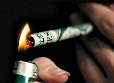 rezeki sempit kerana rokok