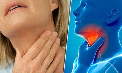 punca sakit tekak