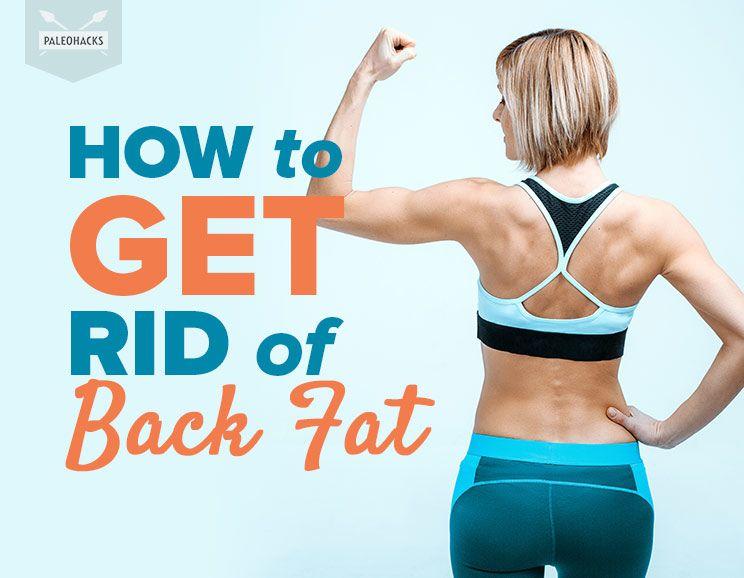 hilangkan lemak belakang badan