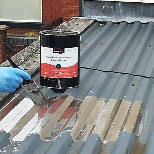 Image Result For Painting Iron Roof